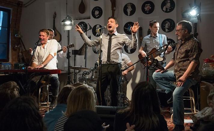 27 декабря - Ундервуд на выездном концерте проекта «Квартирник у Маргулиса»
