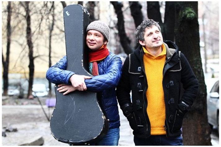 «Ундервуд»: Хочется снять фильм о дружбе украинского и российского народа!